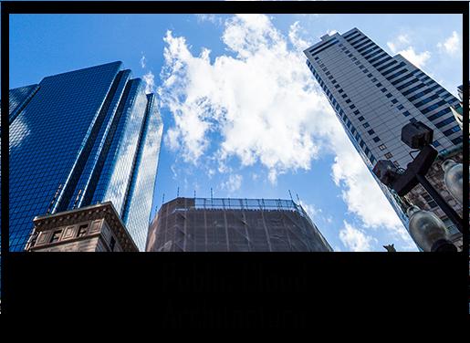 Public Cloud Architecture