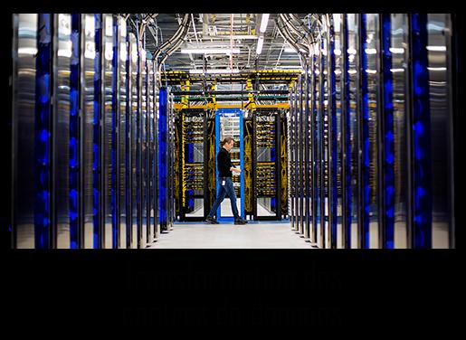 Transformation des centres de données