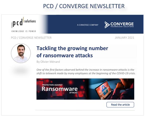 Bulletin PCD Converge