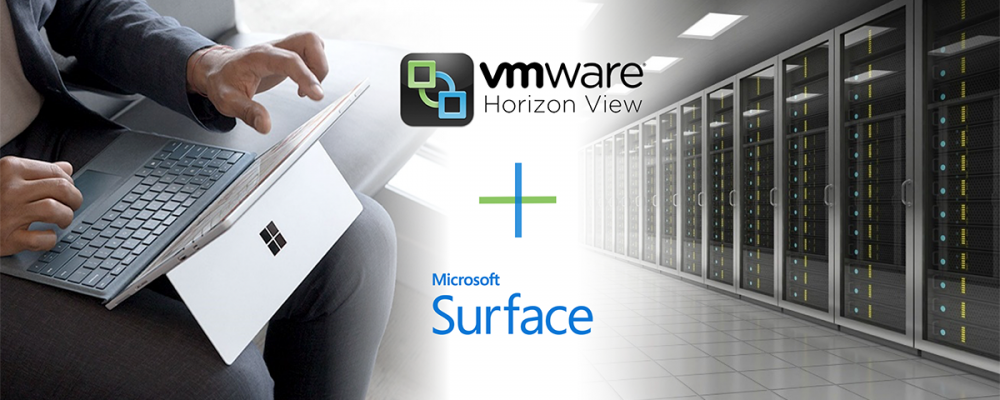 VMware + Microsoft Surface